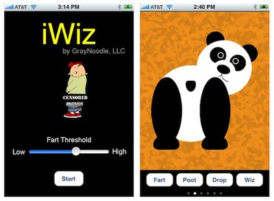 153826 iwiz animal farts