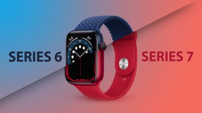 Apple Watch Series 6 vs 7