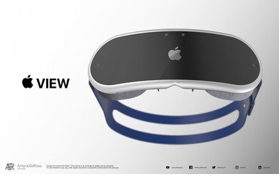apple view concept front