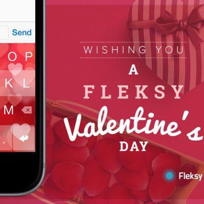 fleksy valentine