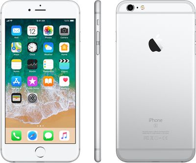 iphone 6s plus front back