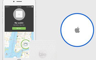 apple item tracker