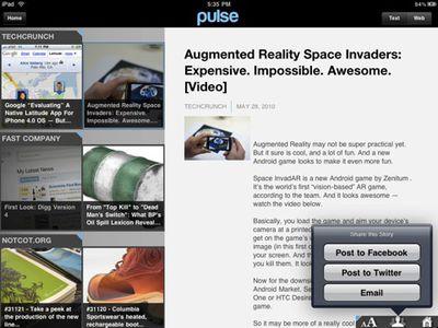 143505 pulse news reader