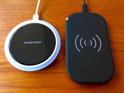 Chotech Qi pads