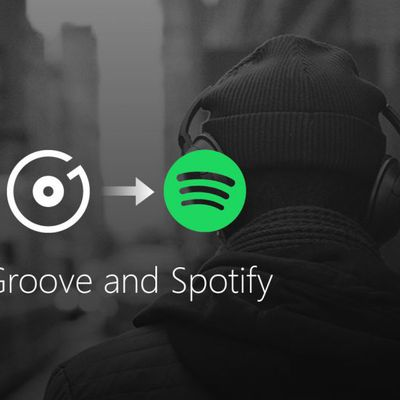 Groove Music to Spotify