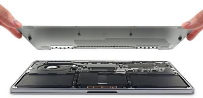 ifixit base 2019 13 inch macbook pro teardown