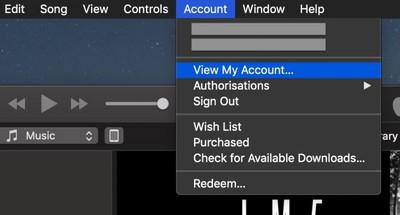 how to deauthorize itunes 2
