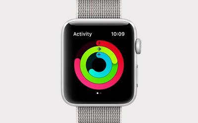 activity app apple watch