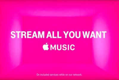 Apple Music on T-Mobile