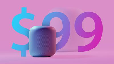 Smaller HomePod 99 feature