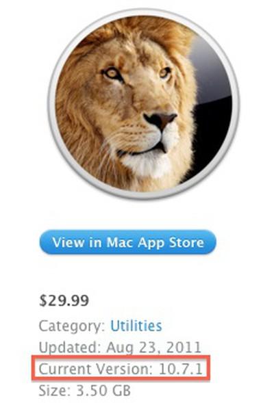 lion 10 7 1 app store