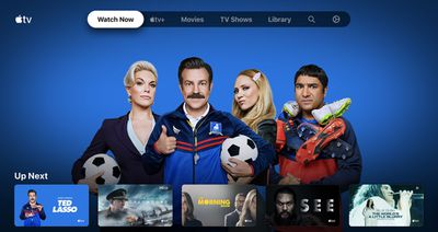 apple tv app ted lasso