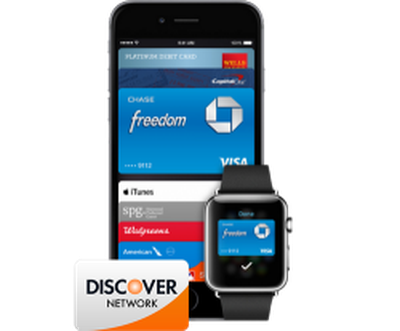 Apple Pay Discover