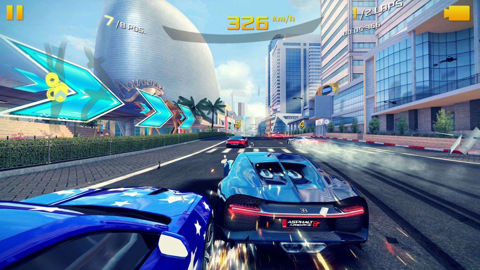 Two New Games Coming to Apple Arcade, Including Gameloft's Racing Classic 'Asphalt 8: Airborne'