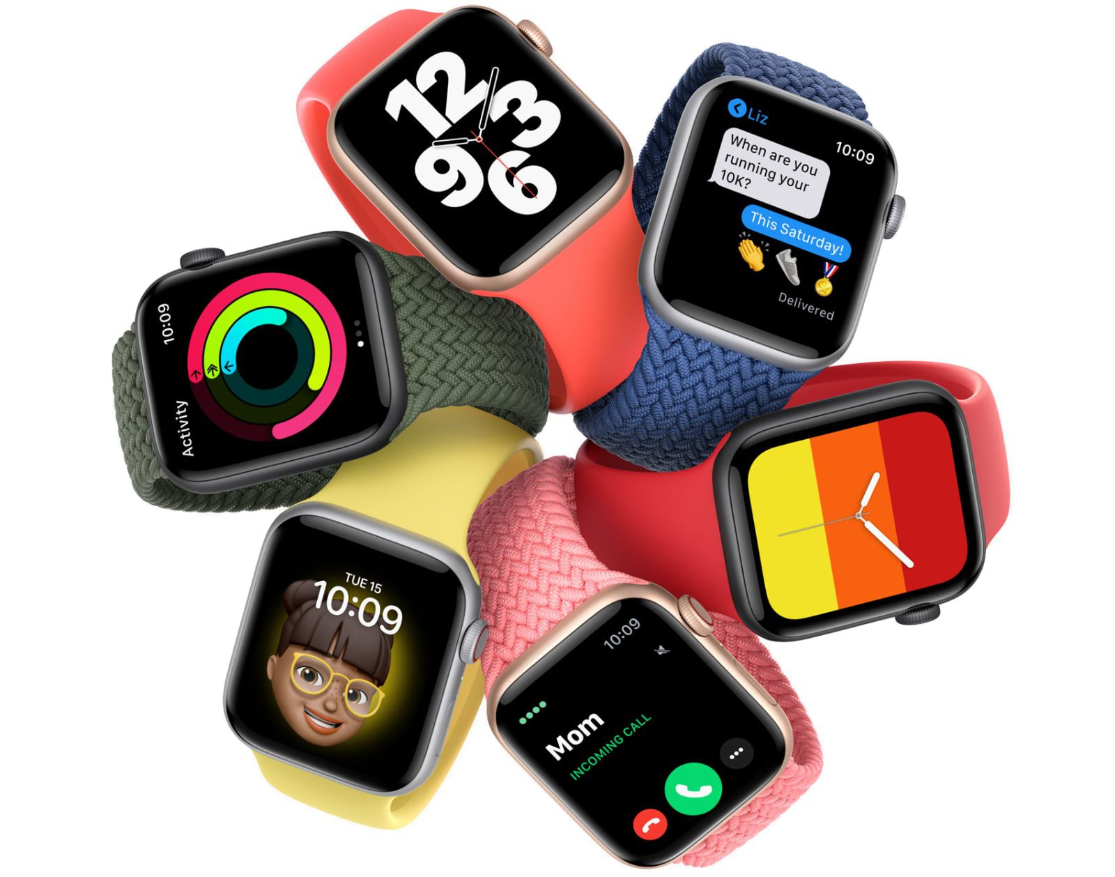 photo of Apple Seeds Release Candidate Version of watchOS 7.3 to Developers image