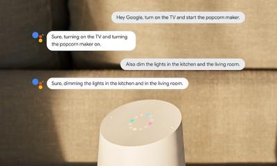 google continued conversation