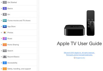 Apple-TV-User-Guide