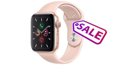 apple watch series 5 gold sale