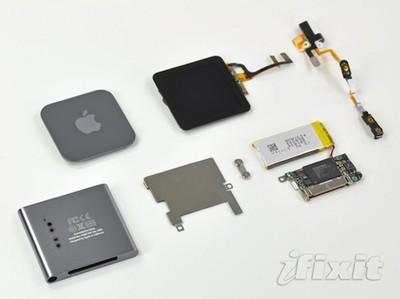 114350 6gen ipod nano parts