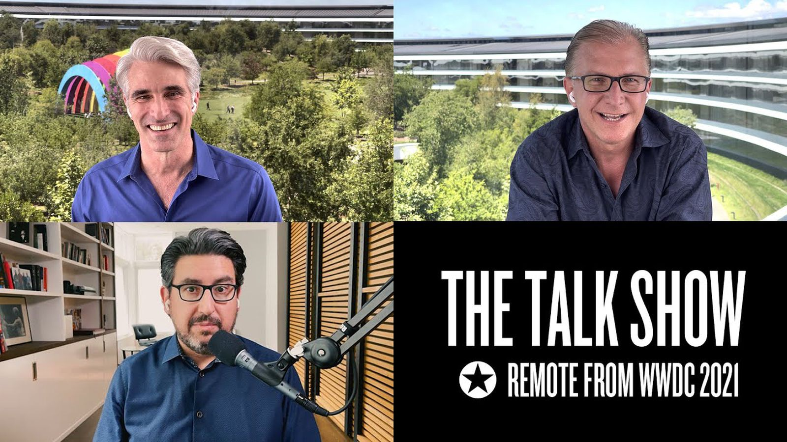 Craig Federighi and Greg Joswiak Discuss iPadOS 15, macOS Monterey, Privacy, Shortcuts on Mac, and More