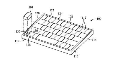 removable key patent 1