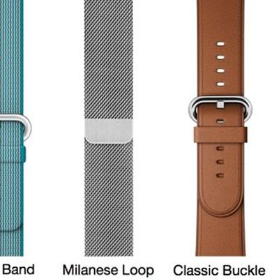 applewatchbandtypes