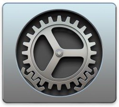 macos system preferences icon