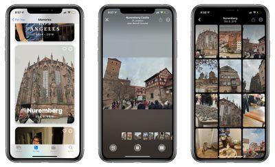 photos memories app