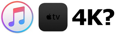 itunes apple tv 4k