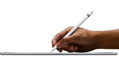 apple pencil white