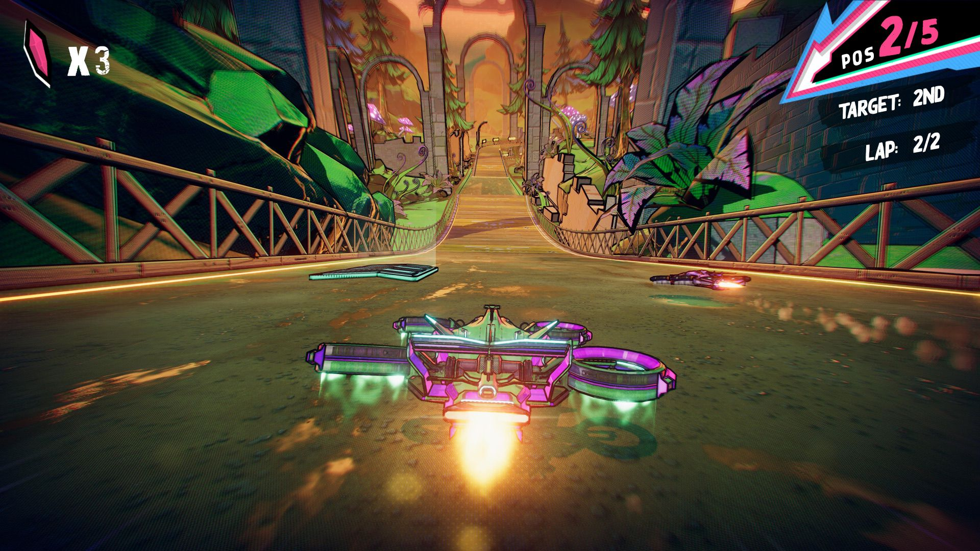 photo of Fast-Paced Racing Game 'Warp Drive' With Teleporting Feature Now Available on Apple Arcade image
