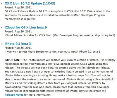 11c43 updates