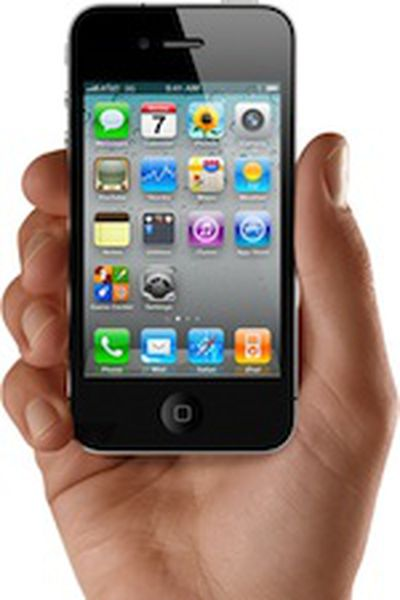 161832 iphone 4 in hand