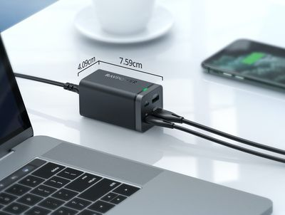 ravpower 65w charger size