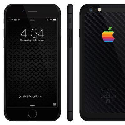 feld iphone 6s carbon