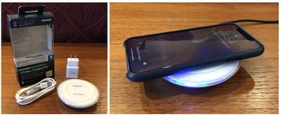 charger samsung pad