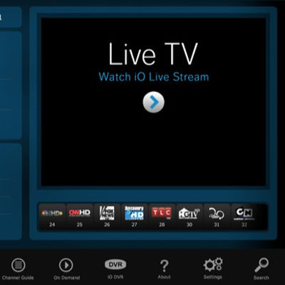 cablevision ipad 1