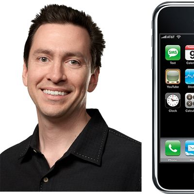 scott forstall original iphone