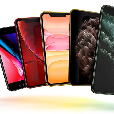 iPhone Lineup 2020 SE