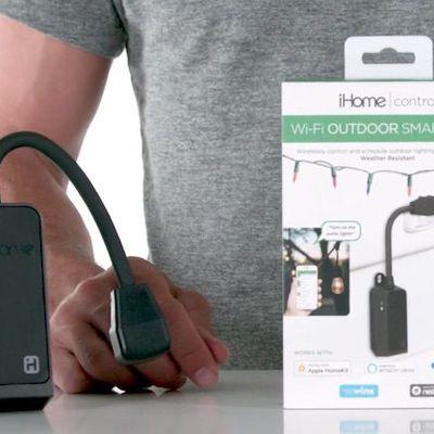 ihome isp100 outdoor plug