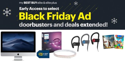 best buy early access black friday