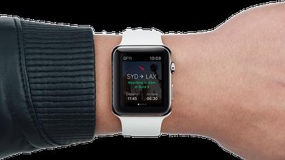 Apple Watch Flight Apps