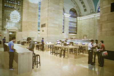 grand central terminal apple store