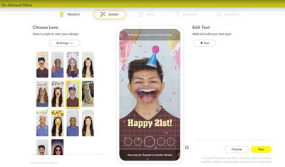 snapchat studio on web
