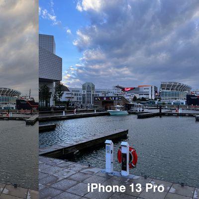 pixel 6 pro iphone docks