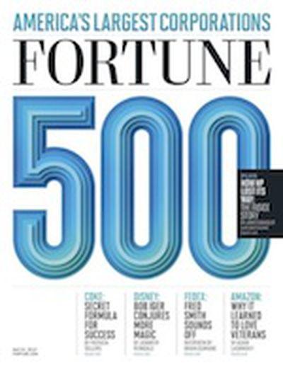 fortune 500 2012 cover