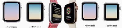 apple watch series 4 vs series 3