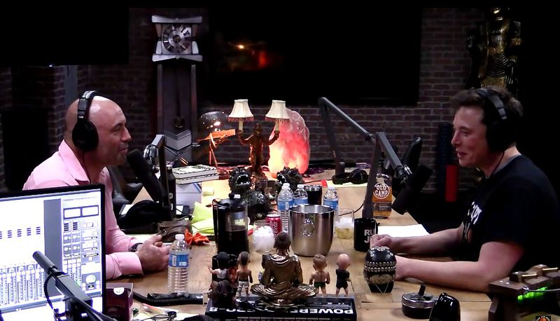 Joe Rogan's podcast goes exclusive to Spotify in a reported $100m deal