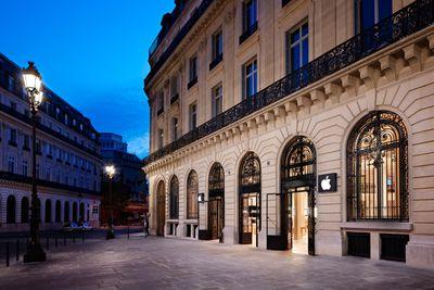apple store opera france