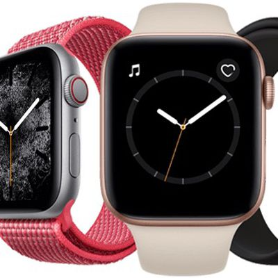 apple watch trio 2019
